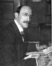 Photo of Alexander Berkman