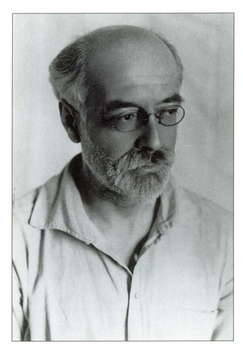 Photo of Vsevolod Mikhailovich Eichenbaum