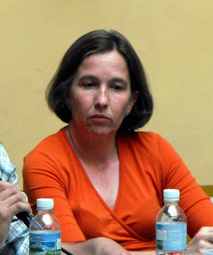 Photo of Raquel Gutiérrez Aguilar