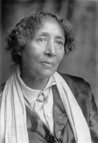 Photo of Lucy Parsons