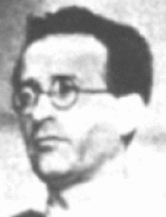 Photo of Diego Abad de Santillán