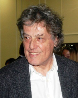 Photo of Tom Stoppard