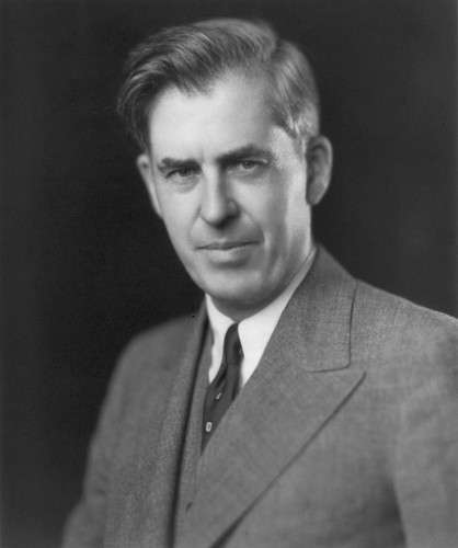 Photo of Henry Agard Wallace