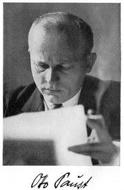Photo of Otto Paust