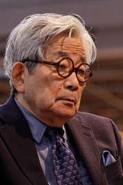 Photo of Kenzaburo Oe
