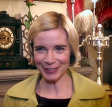 Photo of Lucy Worsley