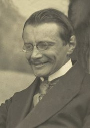 Photo of Eberhard Arnold