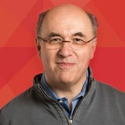 Photo of Stephen Wolfram