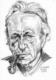 Photo of Louis Althusser