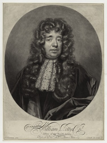 Photo of Petty, William Sir
