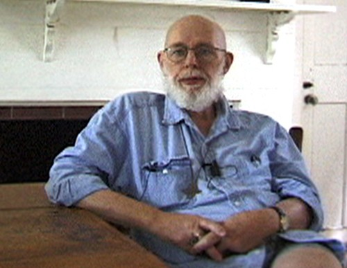 Photo of Edward Gorey