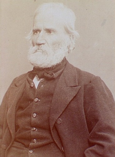 Photo of Louis Auguste Blanqui