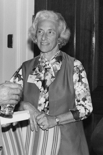 Photo of Barbara Wertheim Tuchman