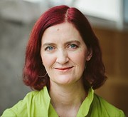 Photo of Emma Donoghue