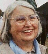 Photo of Annemarie Böll
