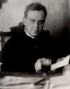 Photo of René Fülöp-Miller