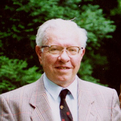 Photo of Fred Hoyle