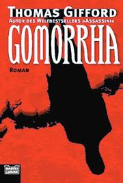 Cover of: Gomorrha