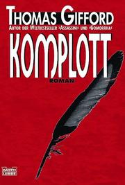 Cover of: Komplott