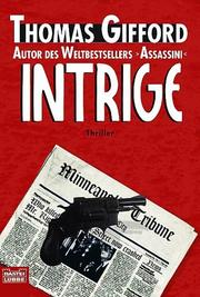 Cover of: Intrige