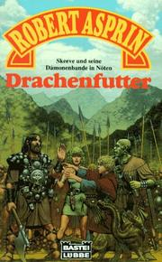 Cover of: Drachenfutter. Fantasy- Roman