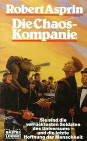 Cover of: Die Chaos- Kompanie. Science Fiction Roman