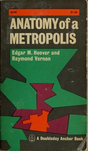 Anatomy of a metropolis