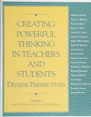 Creating powerful thinking in teachers and students