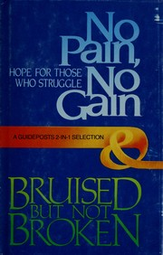 Cover of: No pain, no gain | John R. Wimmer