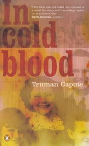 Cover of: In Cold Blood