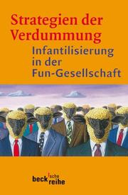 Cover of: Strategien der Verdummung