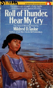 Cover of: Roll of Thunder, Hear me Cry by Mildred D. Taylor