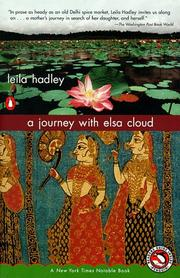 Cover of: A journey with Elsa Cloud | Leila Hadley