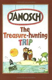 Cover of: The Treasure-hunting Trip