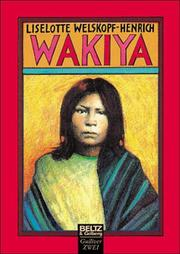 Cover of: Wakiya