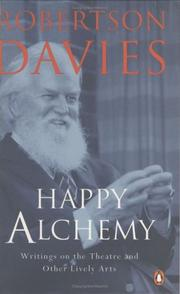 Cover of: Happy alchemy