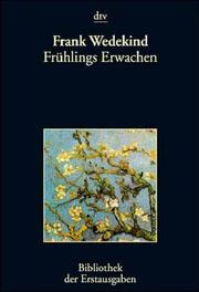 Cover of: Fruhlings Erwachen