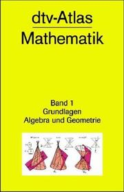 Cover of: DTV-Atlas zur Mathematik