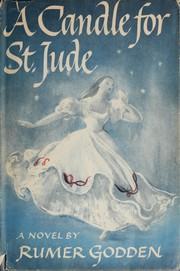 Cover of: A candle for St. Jude. | Rumer Godden