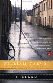 Cover of: Ireland: selected stories