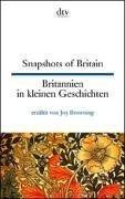 Cover of: Snapsots of Britain =