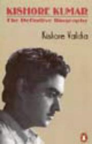 Cover of: Kishore Kumar