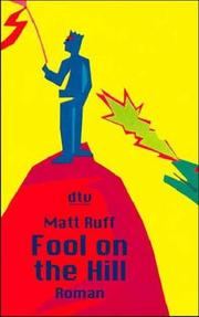 Cover of: Fool on the Hill. Roman