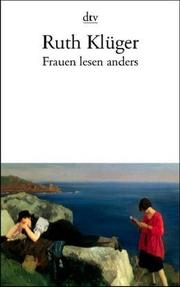 Cover of: Frauen lesen anders: Essays