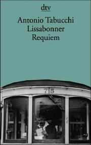 Cover of: Lissabonner Requiem. Eine Halluzination