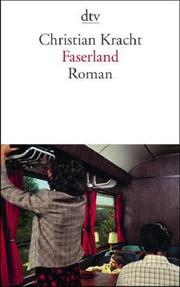 Cover of: Faserland. Roman