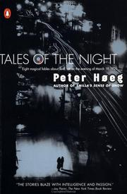 Cover of: Tales of the night
