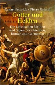 Cover of: Götter und Helden | Grimal, Pierre