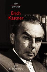 Cover of: Erich Kästner