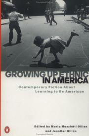 Cover of: Growing up ethnic in America